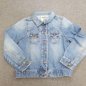 Osh Kosh Bgosh denim jacket